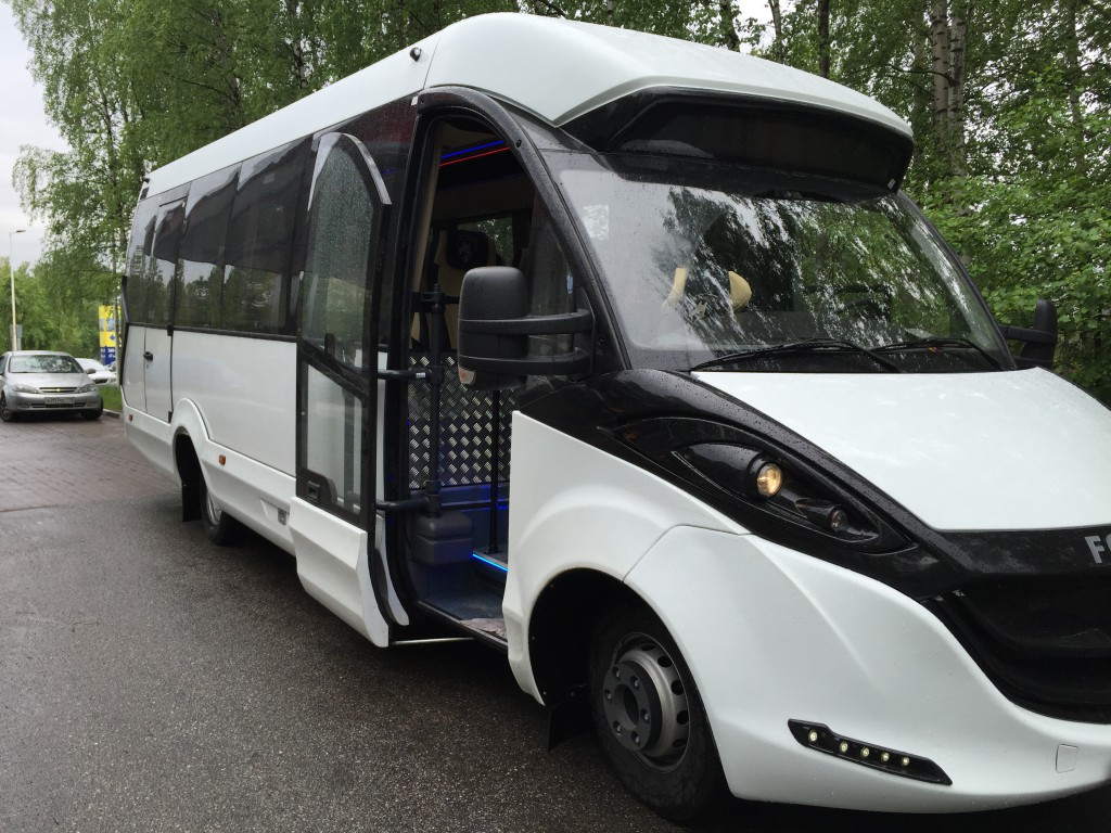 Аренда автобуса на свадьбу спб на 1 час