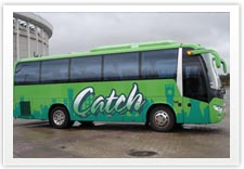 Автобус Cathc-City (Катч Сити) на 35+1 мест.
